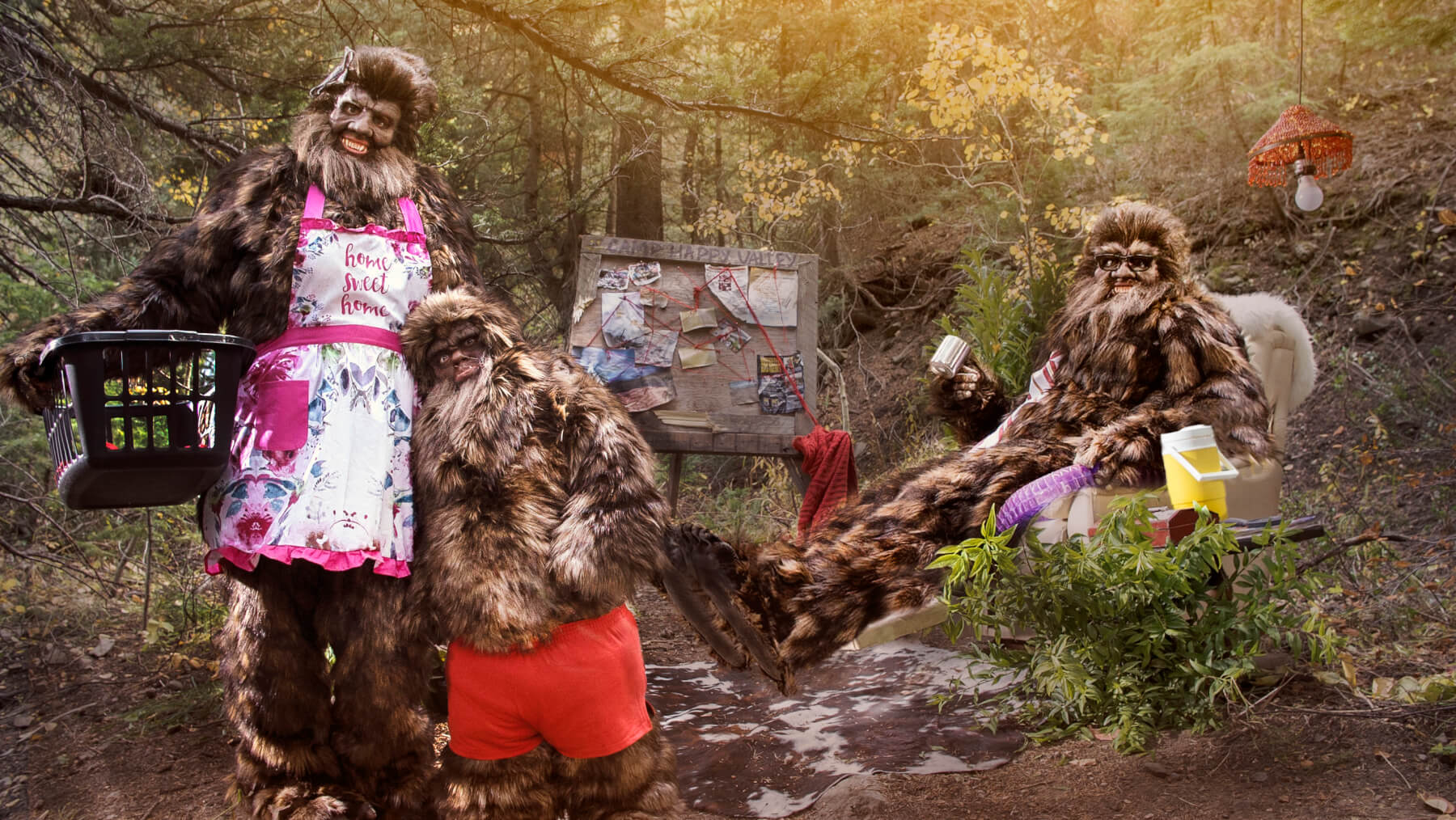 Can Your Mattress Protector Stand Up To Sasquatch Sasquatchploitation
